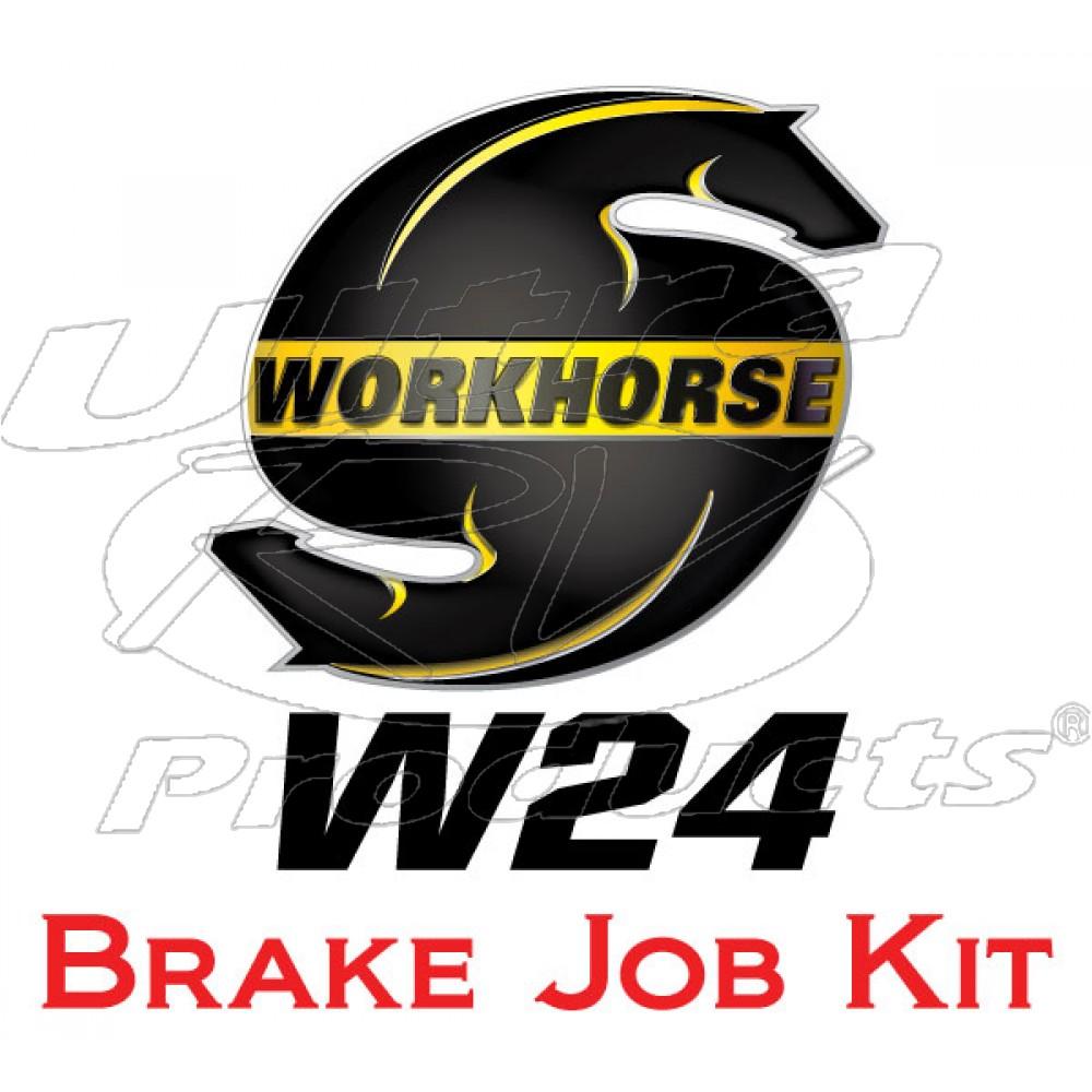 2004-2010 Workhorse W24 Brake Job Kit