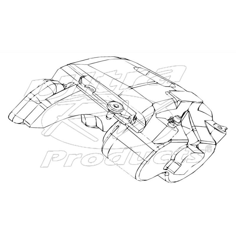 Gm P32 Brake Job Kit