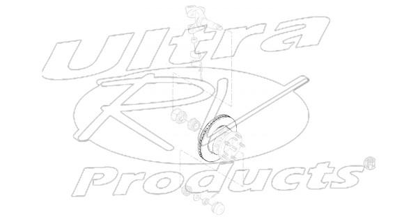 w8810506 - rotor - p42 front brake  jf9