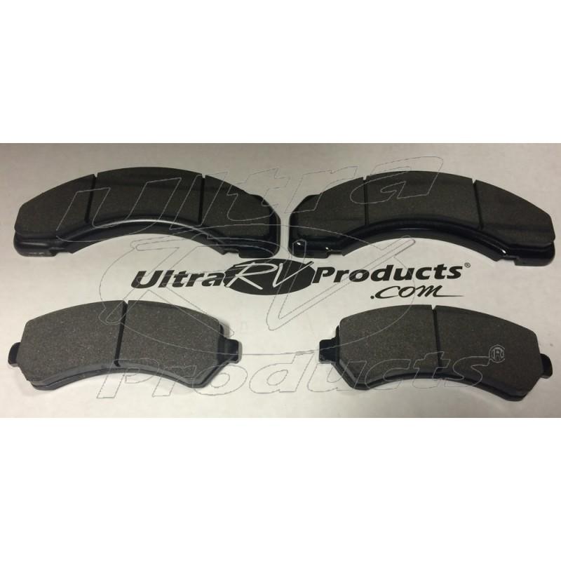 WPD0184T - P32/42 Brake Pad Set (JF9 - Front & Rear Disk)