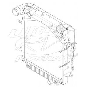 W0007316  -  Cooling Module Asm (4.5L Diesel)