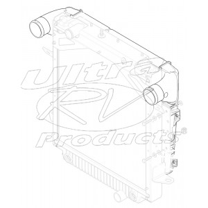 W8002821  -  Cooler Asm - Charge Air (4.5L)