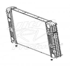 W8007143 - Radiator Assembly (No Brackets)