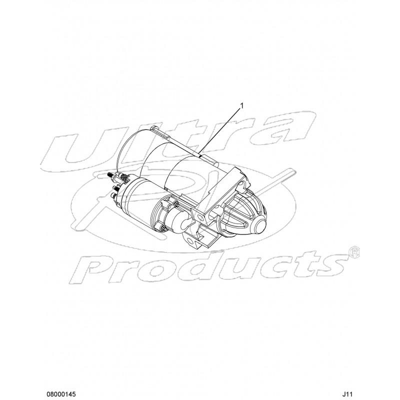 08000145 workhorse starter asm (new) ez go gas golf cart solenoid wiring simple wiring diagram data schema for