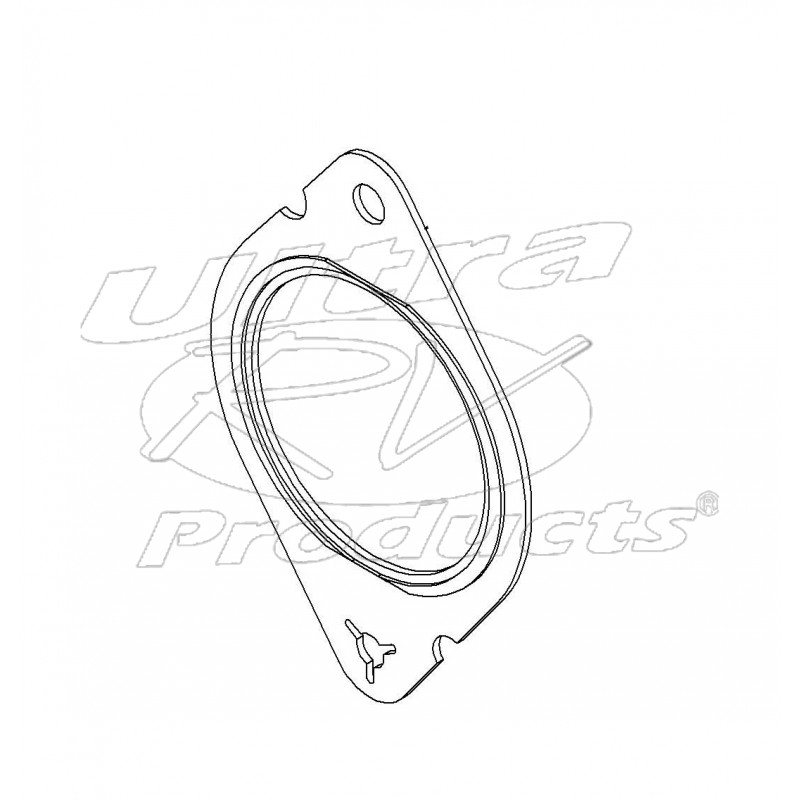 15027074 - exhaust manifold pipe flange gasket