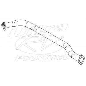 W0003523  -  Exhaust Manifold Downpipe RH