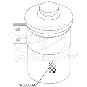 W8003092  -  Filter - Power Steering Fluid