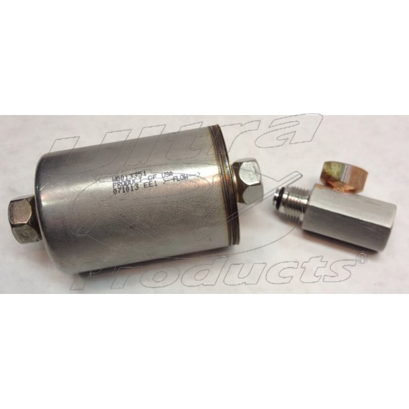 w8006889 2004 fuel filter w adapter kit Moped Fuel Filter