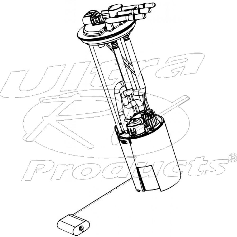 Ford Diesel Fuel Sending Unit Repair Kit