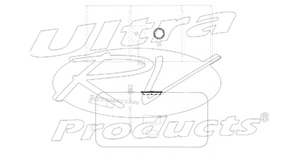 w8005345 - fuel tank snap ring  0 5 inch