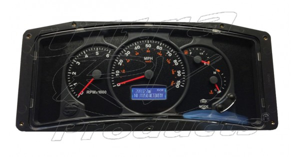 105297r Workhorse Actia Instrument Full Cluster Repair