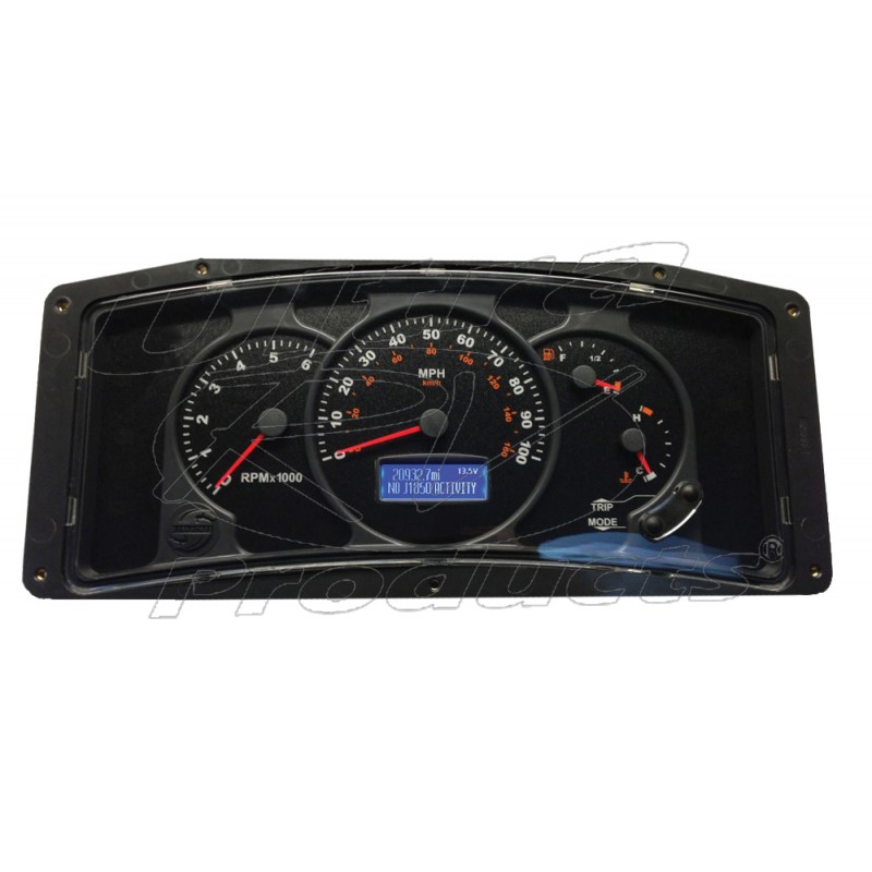 workhorse manuals 105297g workhorse actia instrument cluster repair service gauge motor replacement