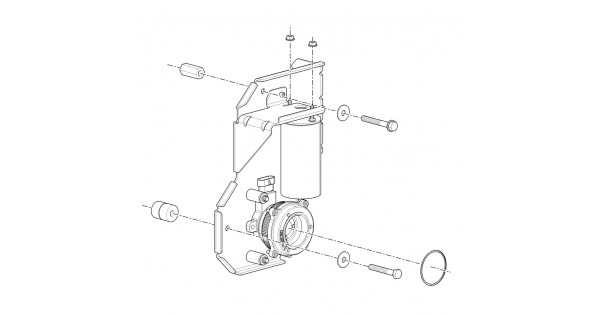 w0006093 - actuator - shift by wire