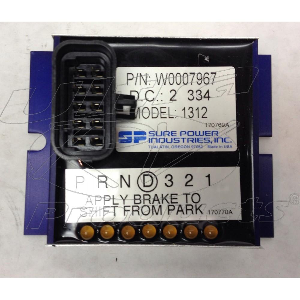 W0007967 - Workhorse W-series Wiper Control Module