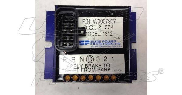 W0007967 Workhorse W Series Wiper Control Module
