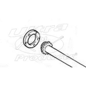 12389921 - Rear Axle Shaft Gasket (4 Wheel Disc)