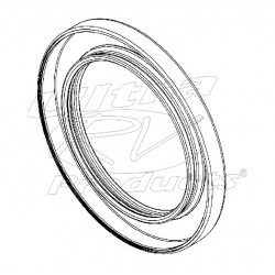 15589475 - Rear Wheel Oil Seal (4 Wheel Disc)