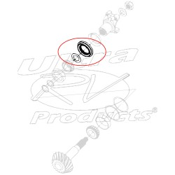 W8004272  -  Kit - Pinion Thrust Washer and Oil Seal
