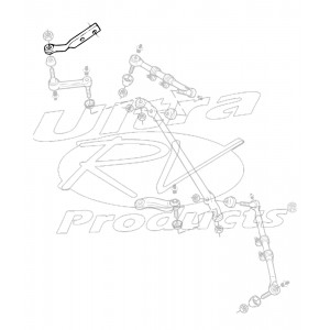 06260677  -  Support - Steering Idler Arm (Independent Suspension)