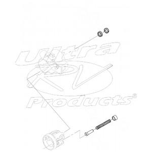 07844650  -  Kit - Steering Column Tilt Spring