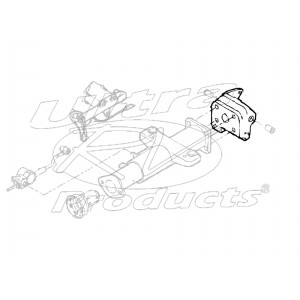26046405  -  Support - Steering Column Housing