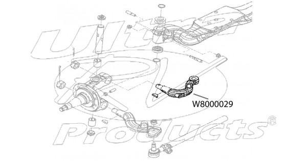 w8000029 - arm - steering