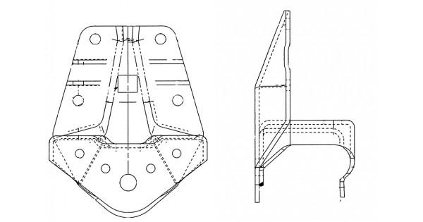w0005006 - spring hanger
