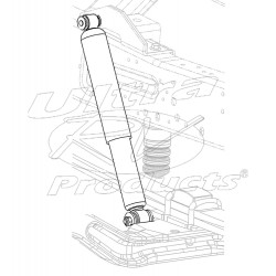 W8007000 - Front Shock Absorbers