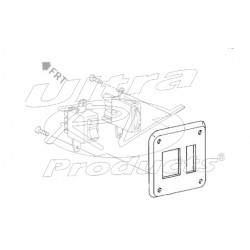 15666432  -  Bezel Asm - Headlamp Switch