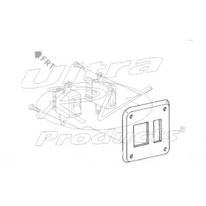 15666432  -  Bezel Asm - Headlamp Switch