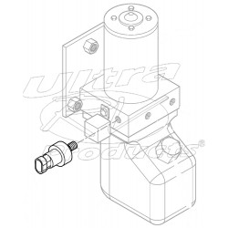 W8001073  -  Switch Asm - Park Brake Pump (high Pressure)