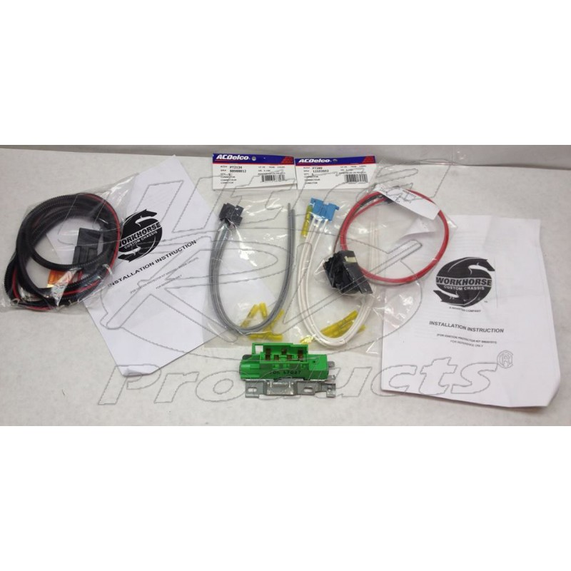 W8002085 - Updated Ignition Switch Kit