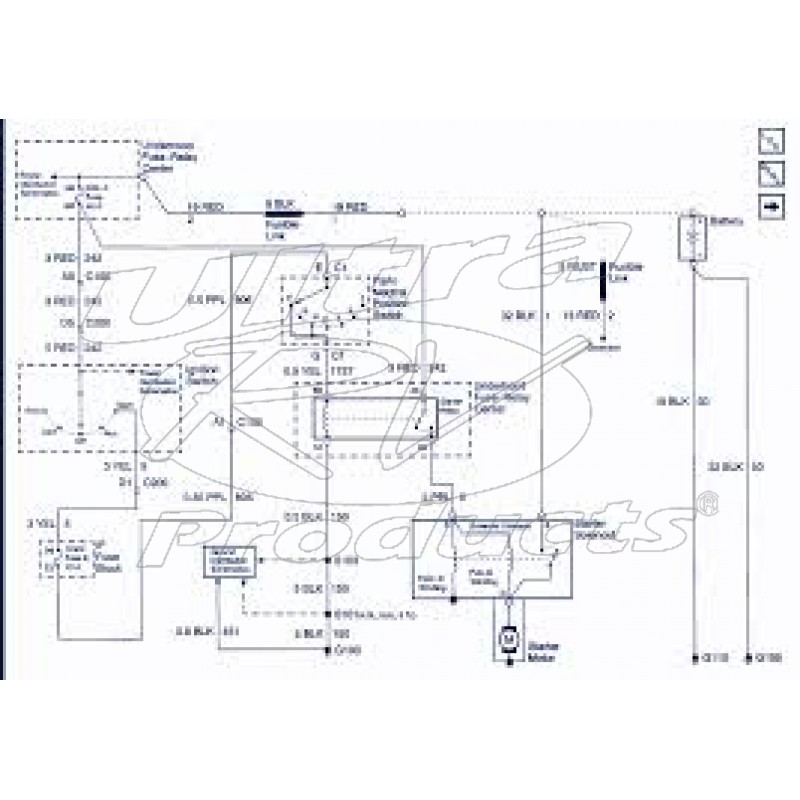 Product product id 311 on ignition schematics